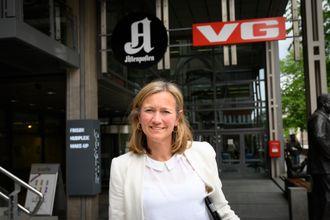 Siv Juvik Tveitnes, konserndirektør for Schibsted Media