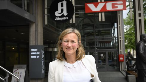 Siv Juvik Tveitnes, konserndirektør for Schibsted Media