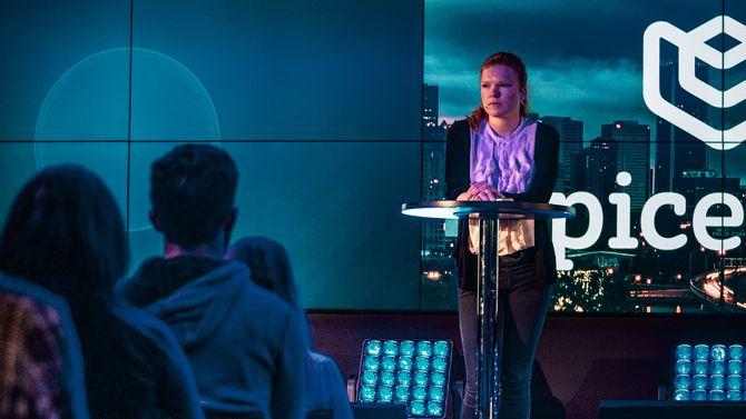 Anniken Hofgaard fra Spacemaker