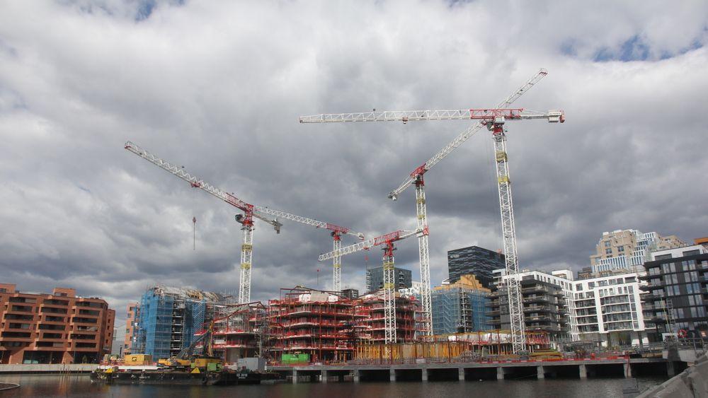 Første byggetrinn i Vannkunsten i Bispevika er på god vei mot ferdigstilling. Andre byggetrinn bød på tekniske utfordringer for byggherre og entrepremør.