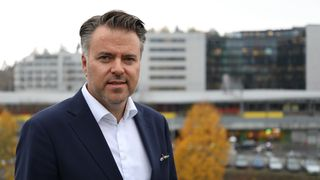 Geir Rostadmo-Strømme, Country Manager Enterprise, Dell Technologies.