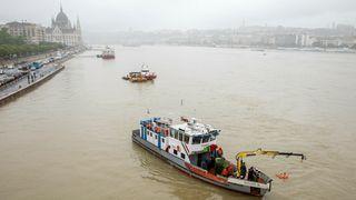 Donau-cruise endte i tragedie – norskeid skip involvert