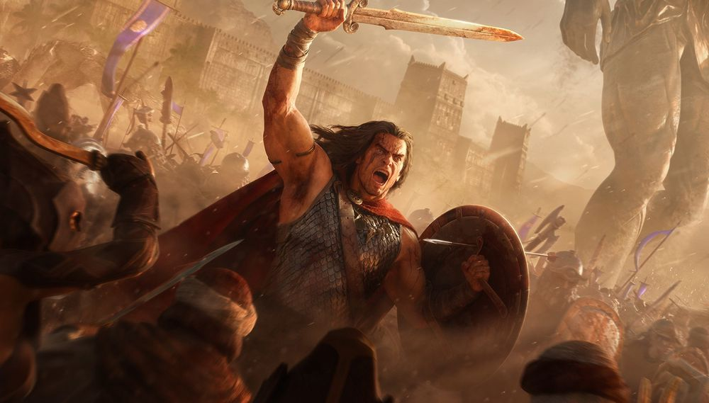 ANMELDELSE: Conan Unconquered
