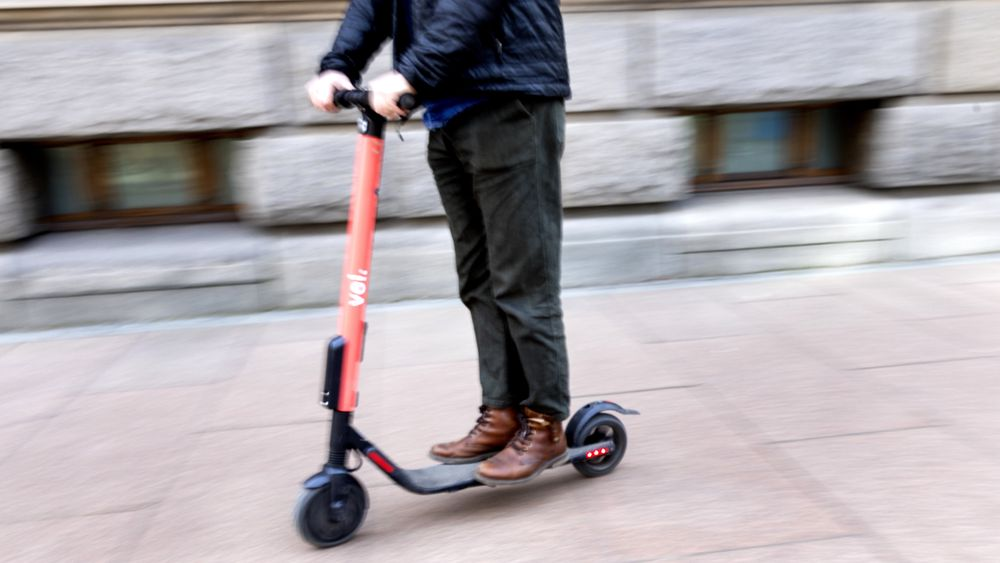 Skadene knyttet til elsparkesykler sto for omtrent 5 prosent av alle registrerte skader på skadelegevakten i Oslo i perioden april-mai.