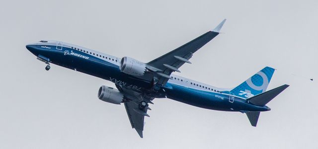Nye problemer for Boeings 737-fly