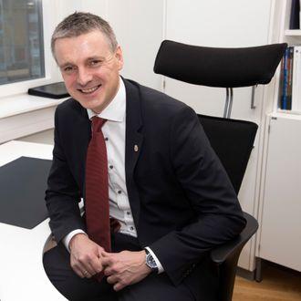NVE-direktør Kjetil Lund.