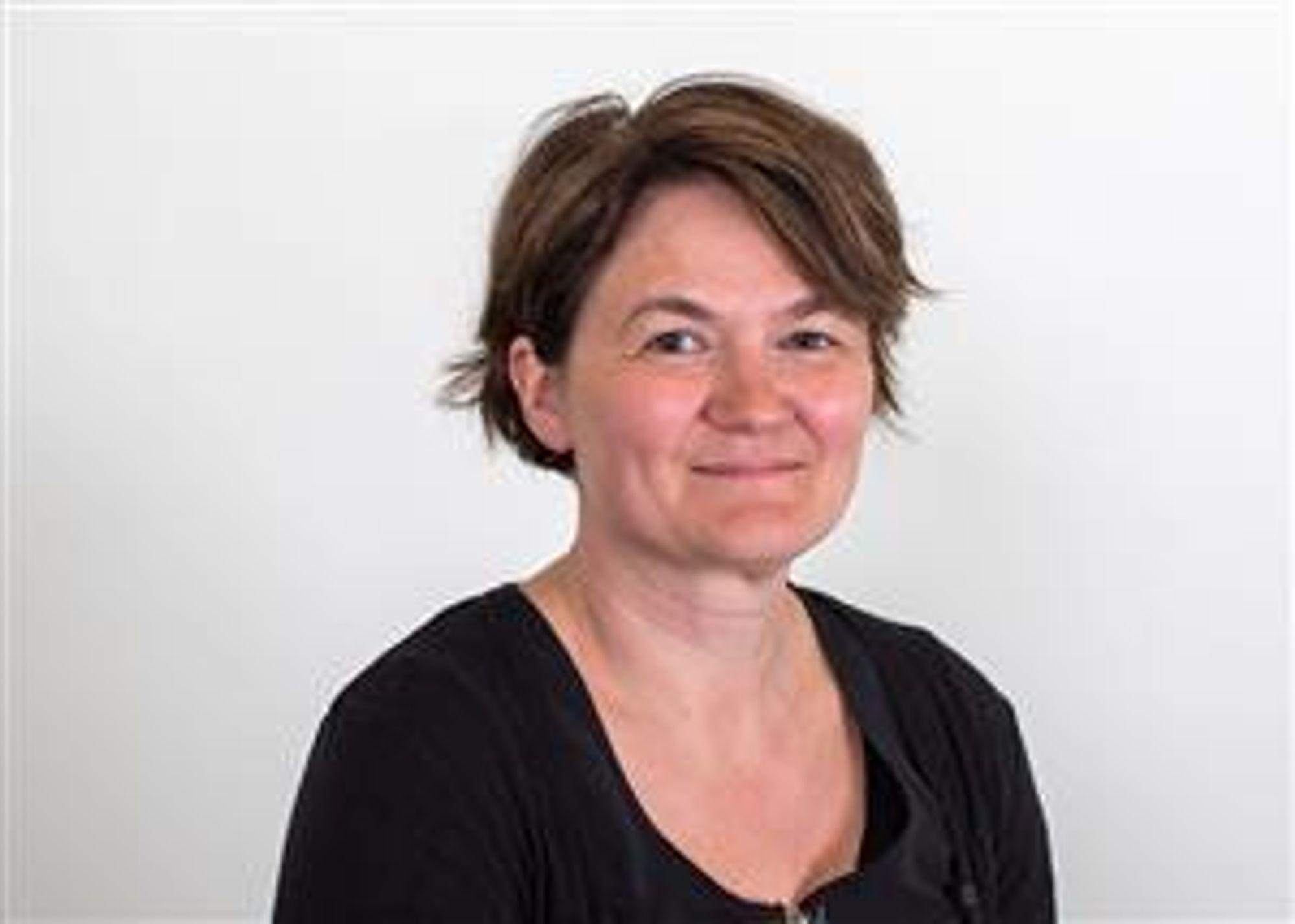 Førsteamanuensis Birgit Røe Mathisen ved fakultet for samfunnsfag ved Nord universitet