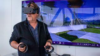 HP: – Vi ser bare starten på den industrielle bruken av VR