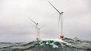Shipping-gigant satser på offshore vindkraft: – Lurt å ha flere ben å stå på