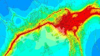 Historisk: For første gang er luftkvaliteten i nesten alle norske kommuner innenfor kravene