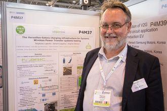 Stéphane Laporte er ingeniør i VEDECOM, og leder for forskningsprosjektet.