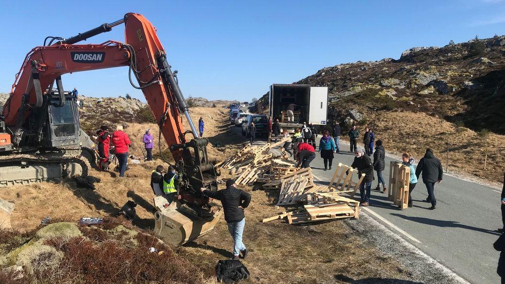 - Det er dessverre sannsynlig at Frøya kommune vil lide økonomisk tap på grunn av dette, fordi vi blir nødt til å holde kommunen ansvarlig for forsinkelsene som har oppstått, sier Bengt Eidem i Trønderenergi.