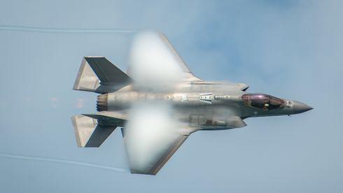 400 fly er levert: Vi har samlet noen av F-35-høydepunktene i én video