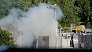 Hva vil du vite etter eksplosjonen på hydrogenstasjonen i Sandvika?