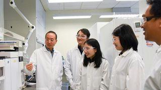 Forskere har klart å lage flydrivstoff av plastavfall