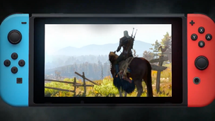 The Witcher 3 kommer til Nintendo Switch