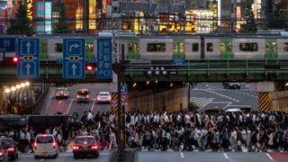 Japan forbyr droneflyging i fylla