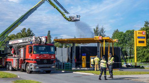 Kan komme mer informasjon om årsaken til eksplosjonen i løpet av uka