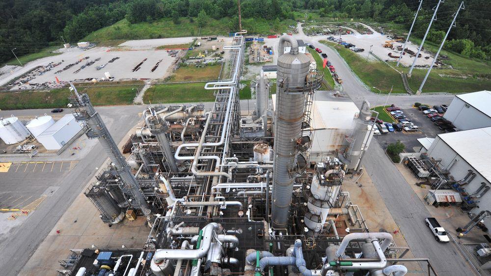 Et gassanlegg i Indiana i USA skal bygges om til ammoniakkfabrikk, komplett med anlegg for CO2-fangst og -lagring.