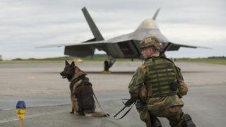 I fjor kom de med F-22, nå kommer USA for første gang til Norge med F-35