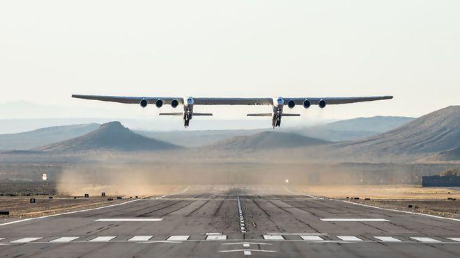 Verdens største fly er til salgs for knapt 3,5 milliarder kroner