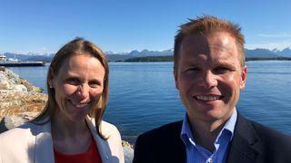 Lise Lyngsnes Randeberg gjenvalgt som president: – Min Tekna-energi er fornybar!