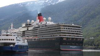 Rapport påstår cruiseflåten har ekstremt svovelutslipp. Nå slår industrien tilbake