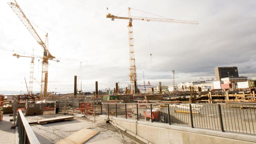 Dugnaden Fair Play Bygg Oslo har levert 101 tips om lovbrudd i byggebransjen siden januar. De sier de bare skraper overflaten.