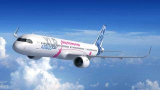 Airbus lager smalbuksfly som er i stand til å fly Oslo – Los Angeles