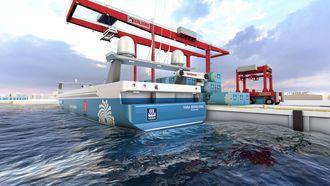 MacGregor i Norge utvikler det automatiske fortøyningssystemet, mens Kalmar leverer  laste- og lossesystem. Både MacGregor og Kalmar tilhører finske Cargotec-konsernet..