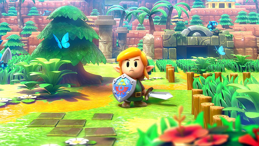 SNIKTITT: The Legend of Zelda: Link's Awakening