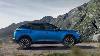 Nye Peugeot 2008 kommer som elbil som kan leveres kjapt