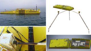Etter fem måneders testing: Bølgene inneholder mer energi enn generatoren kan omdanne