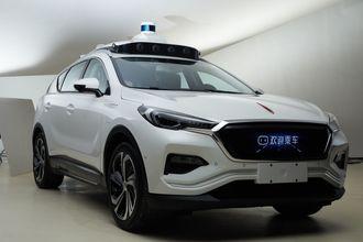 Baidu har samarbeid med kinesiske bilprodusenter om testing av deres selvkjørende teknologi.
