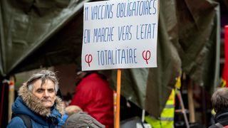 Stor skepsis til vaksiner – i noen europeiske land er halvparten kritiske til vaksinasjon