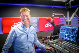 Administerende direktør Jim Receveur i Bauer Media Norge og Danmark.