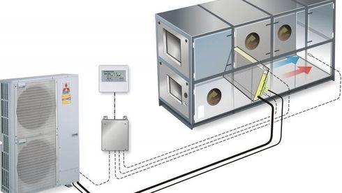 Rapport: Luft til luft-varmepumper vil kunne utkonkurrere naturgass