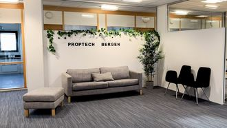 Proptech Bergen co working smarthus iot automasjon energy control sensorer