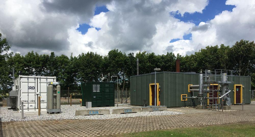 Danske Energinet tester nå hvor store mengder hydrogen gassnettet klarer å håndtere.