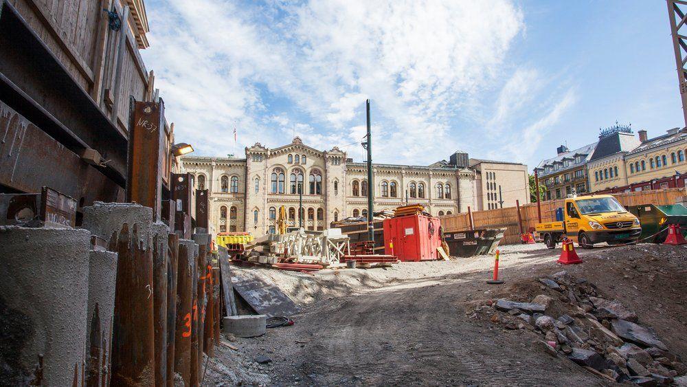 Oppgraderingen av Wessels plass skulle koste 1,1 milliard. Prisen ble langt høyere.