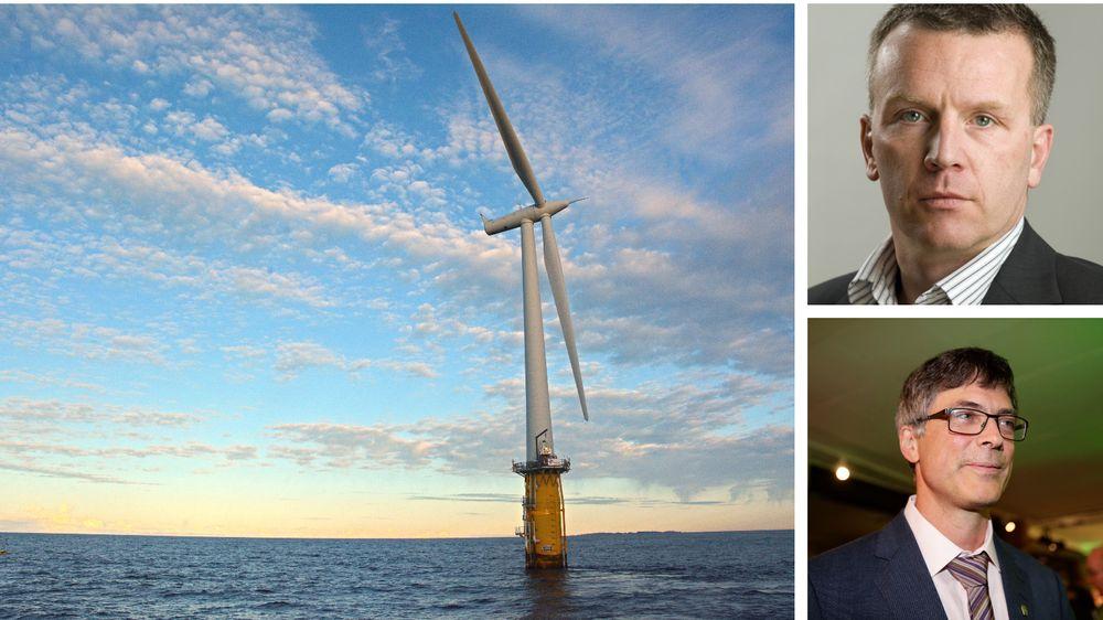 Det danske oljeselskapet Dong skiftet navn til Ørsted og har satset massivt på fornybar energi - særlig havvind. Eqinor har fortsatt mulighet til å ta et marked innen flytende vindtubiner, men da kan de ikke vente på penger fra staten, mener BI-forsker Per Espen Stoknes.