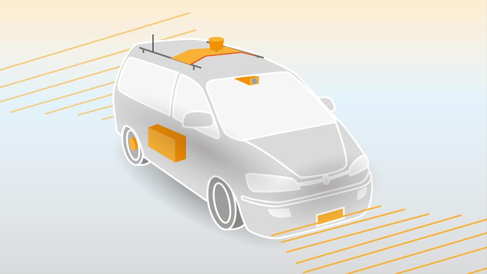 Veiene er ikke tilpasset automatiserte kjøretøy, forteller Ane Dalsnes Storsæter. I en ny doktorgrad foreslår hun retningslinjer for hvordan veiene bør utformes datamaskinsjåfører.