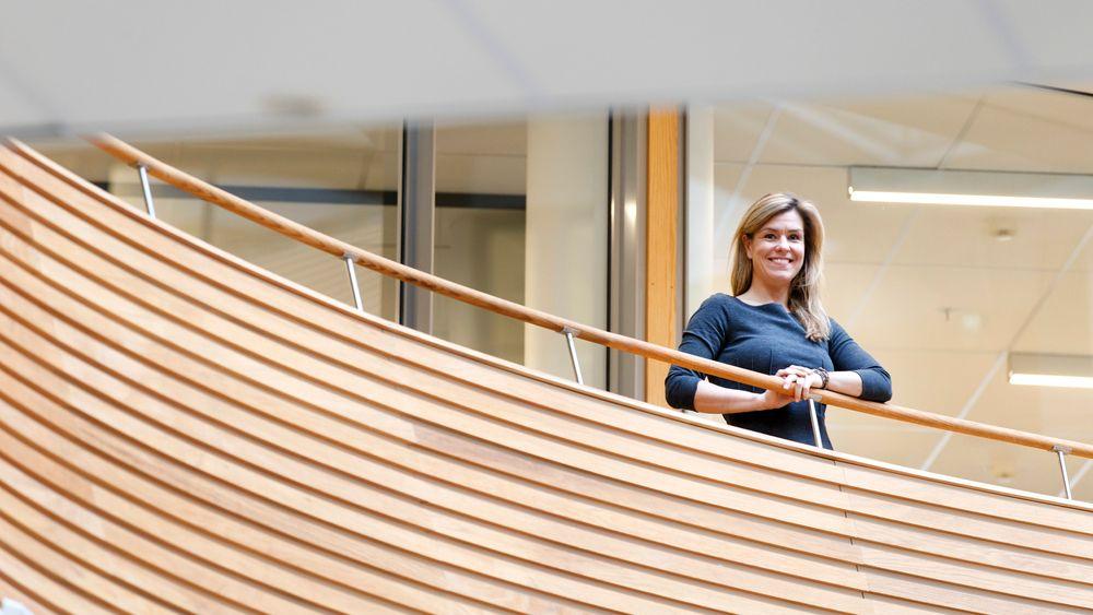 Hanne Thornam, leder for bærekraftstjenester i EY Norge, sier at tempoet i det grønne skiftet i Norge går for sakte.