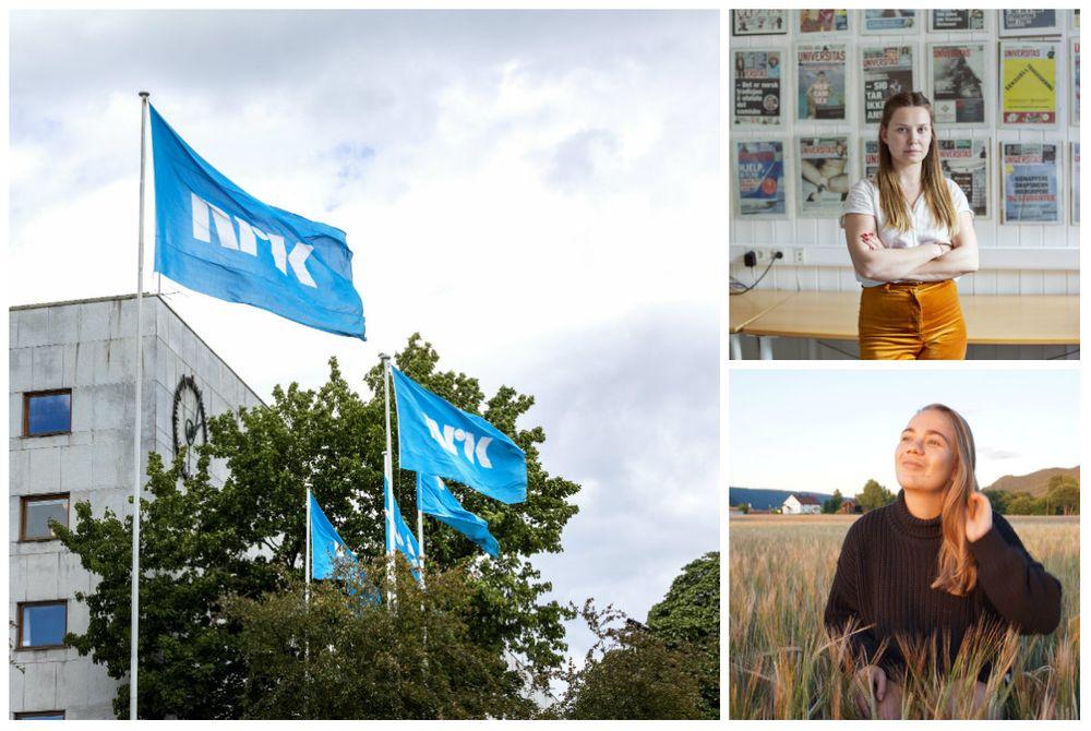 64ed1d75a 41 journalistspirer har fått sommervikariat hos NRK på Marienlyst ...