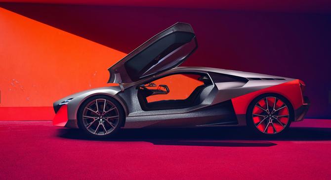 Zimmers lydopplevelse debuterer i BMWs konseptbil Vision M Next.