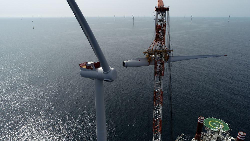 Horn Sea One blir verdens størset havvindparkn. Den bygges utenfor kysten av Hull. Sammen med Horn Sea 2 og 3 vil den ha en samlet kapasitet på 6GW.