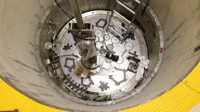 Planla i 4 måneder før ekspertgruppen gikk inn i atomreaktoren: – Vi måtte bruke de beste i verden