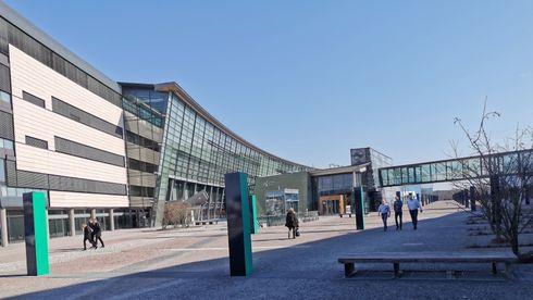 Telenors hovedkvarter Fornebu.