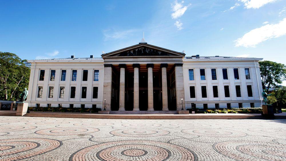 Universitetet i Oslo (UiO) klatrer på prestisjetung verdenskåring.