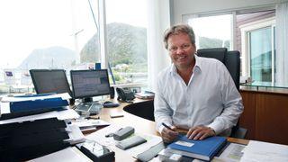 Nå tjener Stig Remøy penger på krill etter konkurs og bitter patentkamp